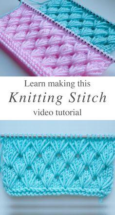 Pistachio knitting that you should learn easily CrochetBeja - Knitting Stitch . - Pistachio knitting that you should learn easily CrochetBeja – knitting stitch that you should lea - Knitting Terms, Knitting Stiches, Knitting Videos, Knitting Patterns Free, Knit Patterns, Knit Stitches, Loom Knitting, Knitting Humor, Beginner Knitting