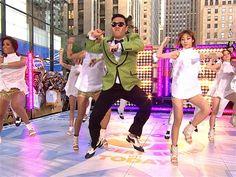 PSY, Gangnam Style, 2012