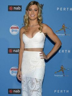 """Eugenie """"Genie"""" Bouchard... Just me,  but an uncanny resemblance to a C. E."""