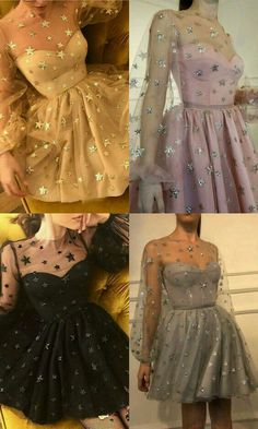 Prom Dresses Long Open Back, Long Sleeve Homecoming Dresses, Homecoming Dresses Long, Prom Dresses For Teens, Black Prom Dresses, Lace Dresses, Sexy Dresses, Party Dresses, Short Dresses