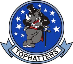 F/A-18 Rhino VFA-14 Tophatters