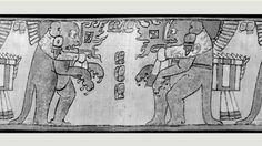 Civilização da América Central usava desenhos para contar histórias, com traços semelhantes aos dos quadrinhos de hoje.