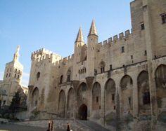 Le Palais des Papes, Avignon