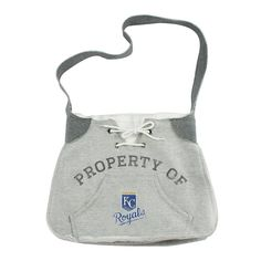 Kansas City Royals MLB Hoodie Sling Bag