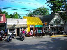 Woodstock, NY by Bluejacket, via Flickr