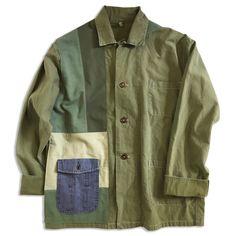 Diy Fashion, Mens Fashion, Fashion Outfits, Fashion Design, Dynasty Clothing, Army Shirts, Military Fashion, Shirt Jacket, Work Wear
