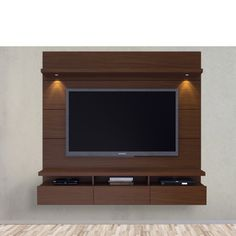 Manhattan Comfort Cabrini Theater Entertainment Center Panel 1.8 - Overstock™ Shopping - Great Deals on MC Entertainment Centers