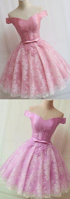 Short Wedding Dresses : Homecoming Dress Off-the-shoulder Taffeta Short Prom Dress Party