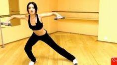 Allenamento completo per dimagrire e tonificare i muscoli a casa per donne e uomini - YouTube