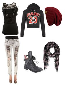 """""""Untitled #155"""" by lynx-lupus on Polyvore featuring WearAll and Forever 21"""