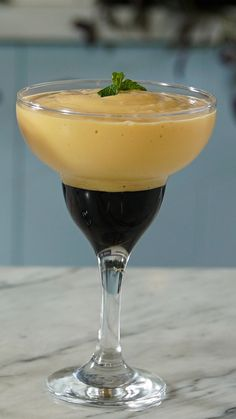 Recipe with video instructions: Full of fruity, boozy and creamy goodness — this dessert has it all. Ingredients: 1 cup crème de cassis liqueur, ½ cup water, ½ cup sugar, 2 papayas, chopped, ½ cup sweetened condensed milk, 2 cups vanilla ice cream