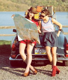 Mod Retro Indie Clothing _ Vintage Clothes