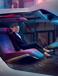 Industrial Design Trends and Inspiration - leManoosh Car Interior Design, Interior Sketch, Automotive Design, Interior Concept, Muscle Cars, Fluent Design, Maid Lingerie, Airplane Car, Future Transportation
