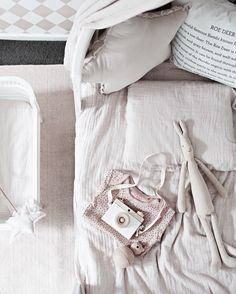 Girls Room Inspiration from @blondeandbone OYOY Bear available online at Scandikid.