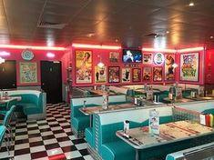 "fuckyeahvintage-retro: "" 1950s Diner """