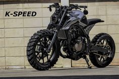 K Speed Honda
