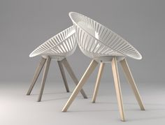 Casprini Azhar Wood Chair