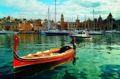 Boot in Vittoriosa - Malta