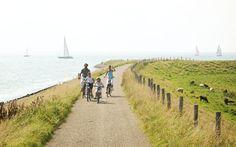 Zeeland, de beste fiets en wandel provincie van Nederland!