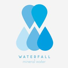 Logo for a Mineral Water