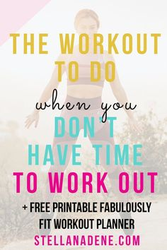 Moms that think you have NO time to work out--listen up! HIIT workouts can be done at home, with or without weights, and are for beginners or advanced. The interval training works with the treadmill OR kettlebell weights, elliptical or stairmaster, or eve