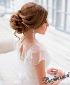 New Vintage Hairstyles Short Hair Brides Ideas Hairdo Wedding, Elegant Wedding Hair, Vintage Wedding Hair, Wedding Hair Pins, Wedding Hairstyles For Long Hair, Bride Hairstyles, Vintage Hairstyles, Prom Updo, Evening Hairstyles