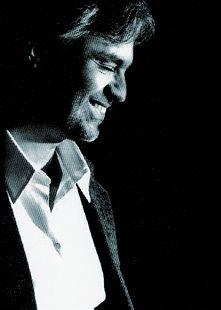 Andrea Bocelli was born in 1958, in Lajatico