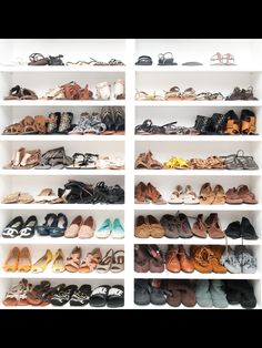 Shoes, Shoes, and more Shoes...
