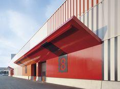 "Projekt ""Cargo Center Messe Frankfurt, Neubau Spedit...competitionline"