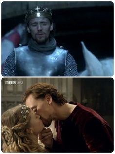 Tom Hiddleston The Hollow Crown Photoset #9 but let's talk about this kiss for a quick moment okay. His hand on her chin, holding it securely in place, showing he's into it without being over the top about it. His forwardness into her space. Can we just ugh I can't
