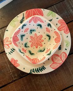 Fruit Pattern, Pottery Painting, Hand Painted Ceramics, Ceramic Pottery, Sydney, Dishes, Tableware, Projects, Diy