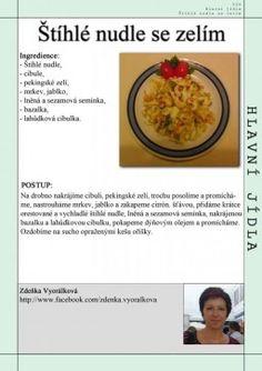 Hlavní jídla   Šmakoun