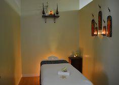 A peaceful massage room at www.LoveThaiMassage.com