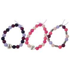 Her flytter snart en ny kunde ind Beaded Bracelets, Craft Ideas, Diy Crafts, School, Kids, Jewelry, Young Children, Boys, Jewlery