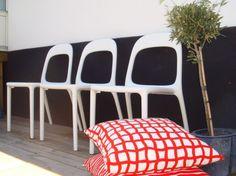 Astuce : comment nettoyer des chaises en polypropylène Urban d'Ikéa ? - C'est bientôt Noël ... enfin pas tout de suite