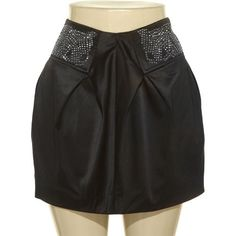 ROMEO AND JULIET COUTURE High Waisted Studded Stretch Skirt,BLK,M Romeo & Juliet Couture http://www.amazon.com/dp/B00HFY4LWW/ref=cm_sw_r_pi_dp_N.J9tb1ACQR2C