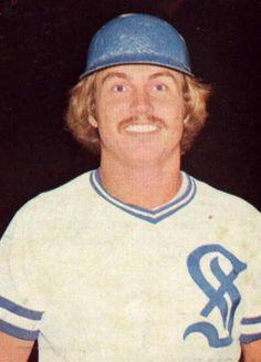 El Pinguino Ron Cey, jugó béisbol invernal en Puerto Rico en 1973 con los Cangrejeros de Santurce.