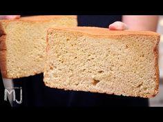 BIZCOCHO ESPONJOSO INGLÉS   Receta básica - YouTube Trifle, Vanilla Cake, Bread, Baking, Youtube, Desserts, Food, Tortilla Pie, Pies