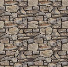 Stone Wall | Stone wall texture sketchup warehouse type128 | Sketchuptut ...