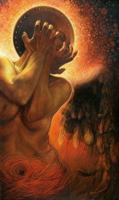 Haunted – Paintings by Graszka Paulska