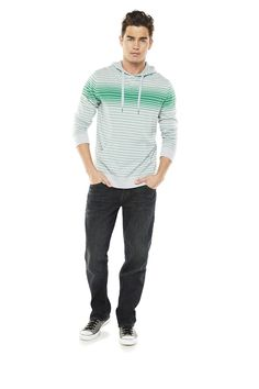 Fresh greens. #hoodie #jeans #Kohls  #PCandKohlsBTS