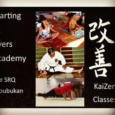 KaiZen- The Old School Budo Warm Up of Shoubukan.