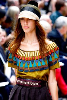 spring 2012 ready-to-wear  Burberry Prorsum