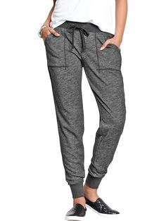 Women's Skinny Fleece Pants Product Image