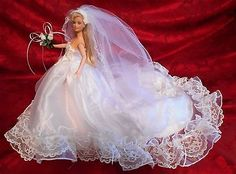 BARBIE-DOLL-WEDDING-GOWN-034-551-034-BY-EDE-034-OOAK-039