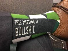 MSW I'm in a mandatory meeting. -