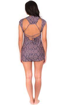 Corina Dress - SALT SWIMWEAR