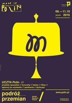 Justyna Czerniakowska. Poland  BICeBé 2017 Poland, Logos, School, Movies, Movie Posters, Ideas, Design, Films, Logo