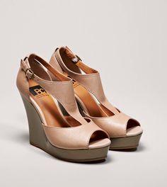 BC Footwear Lickety Split Wedge