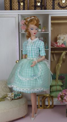 The Homemaker for Silkstone Barbie and Victoire by MatisseFashions